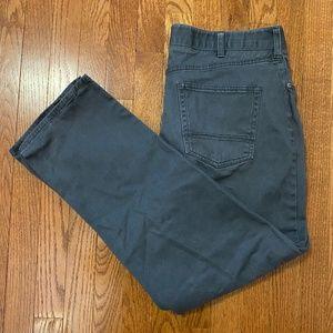 Iron Co. Grey Gray Stretch Jeans - 36/30